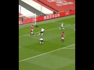 Первый гол Кейна в нашем прошлом матче против «Юнайтед»