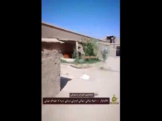 Талибы сбили вертолет Ми-17 в провинции Майдан Вардак