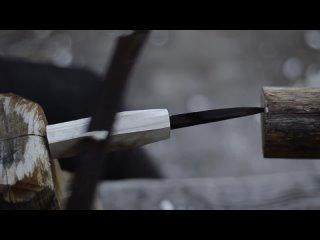 Как сделать традиционный китайский нож своими руками?