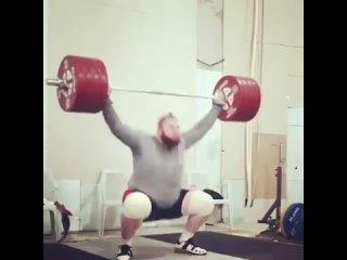 Лаша Талахадзе - 225 kg !