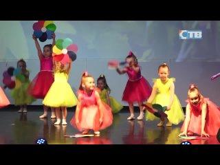Отчетный концерт ансамбля спортивного танца «Энергия»