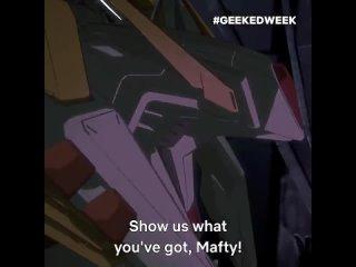 """Gundam: Hathaway"" Тизер"
