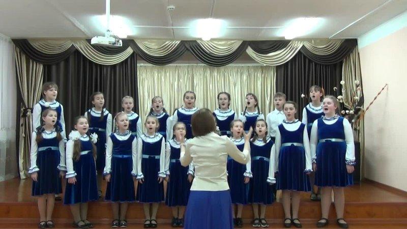 Хор Фантазия МБУ ДО ДШИ №4 Родная земля