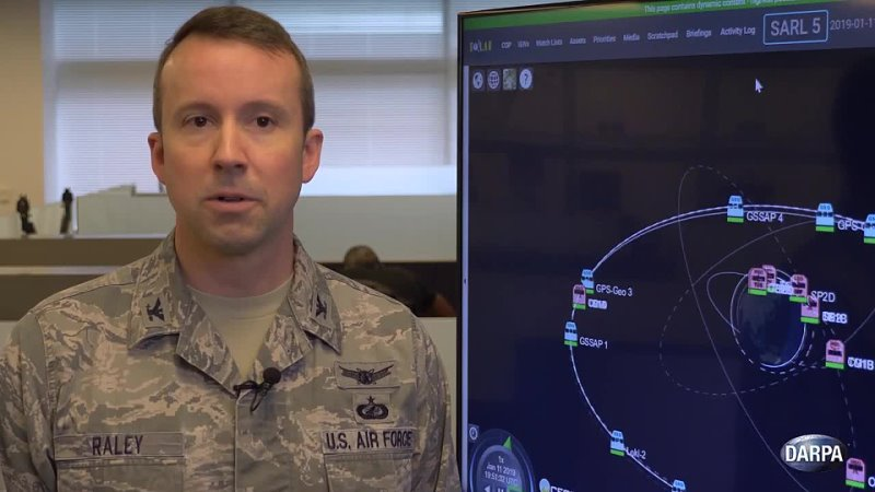 Hallmark Transitions Key Strategies for Space Situational Awareness