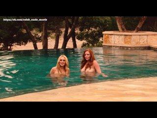 Lindsay Lohan, Alicia Rachel Marek - Machete (2010)