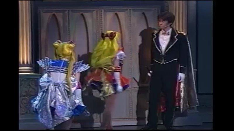 2002 Winter Tanjou Ankoku no Princess Black Lady Kaiteiban Wakusei Nemesis no Nazo ENG
