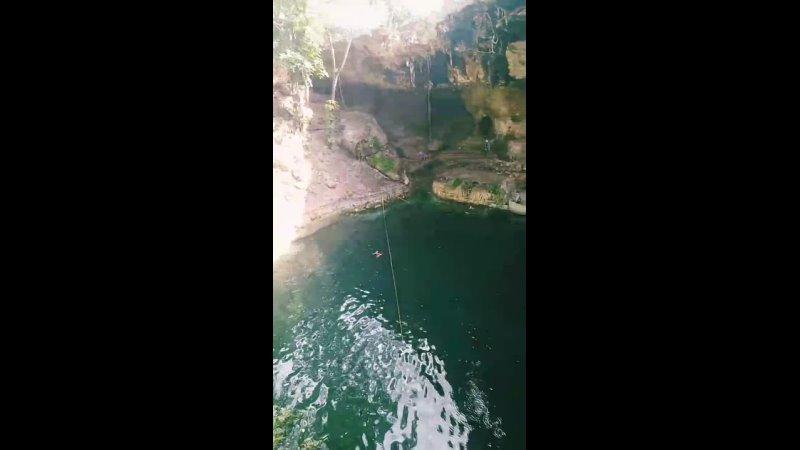 El Decimoquinto día México Cenotes de Yucatán