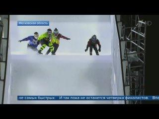 В России впервые провели Чемпионат мира по одному из самых зрелищных видов спорта — скоростному спуску на коньках