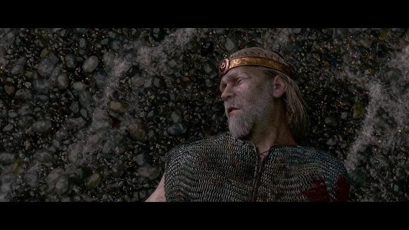 Смерть Беовульфа Беовульф 2007 Beowulf