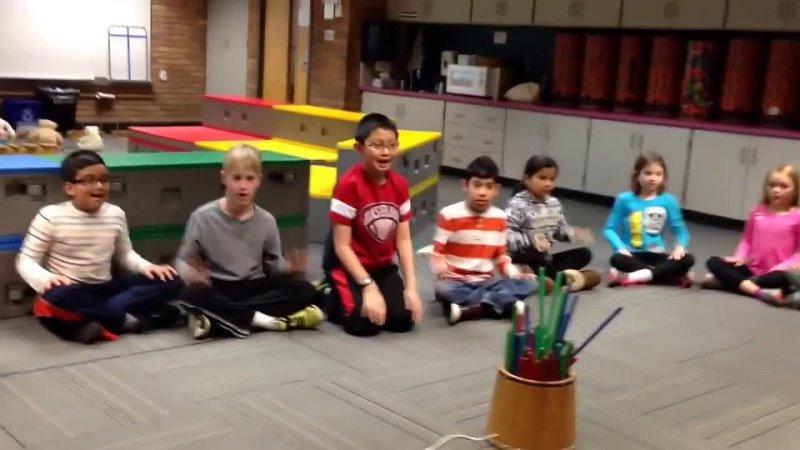 Видео от Музыкальный Вулкан развитие детей через музыку