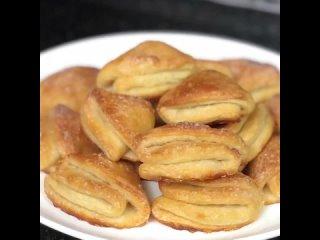 Творожное печенье «конвеpтики»