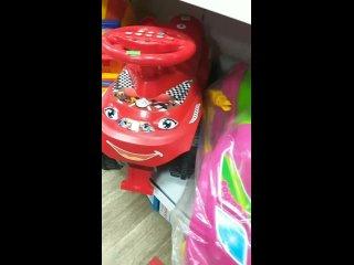 Большой выбор толокаров в магазине Кубик