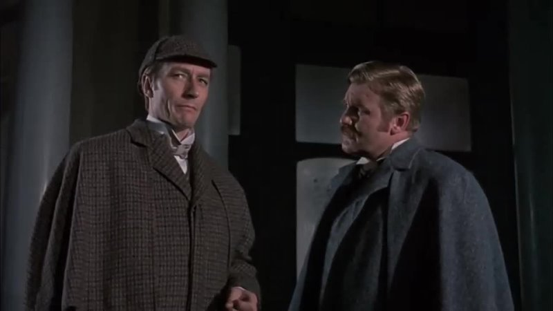 A Study In Terror 1965 Crime Thriller in english eng