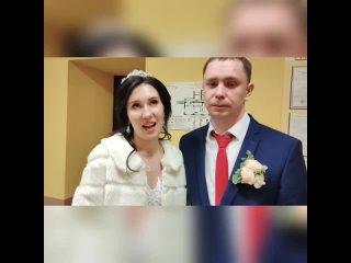 ЭМОЦИИ МОЛОДОЖЕНОВ И ГОСТЕЙ.mp4