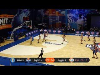 Данила Чикарев - 35 очков, 6 подборов,5 перехватов
