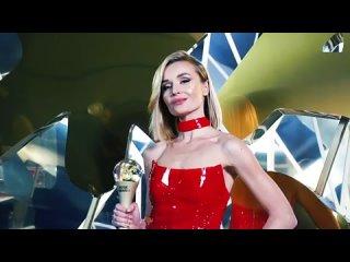 Полина Гагарина на Премии Жара 2021