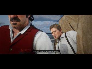 [Leo Need] Red Dead Redemption 2 ► Сюжет игры. 8-Гуарма. (18+)