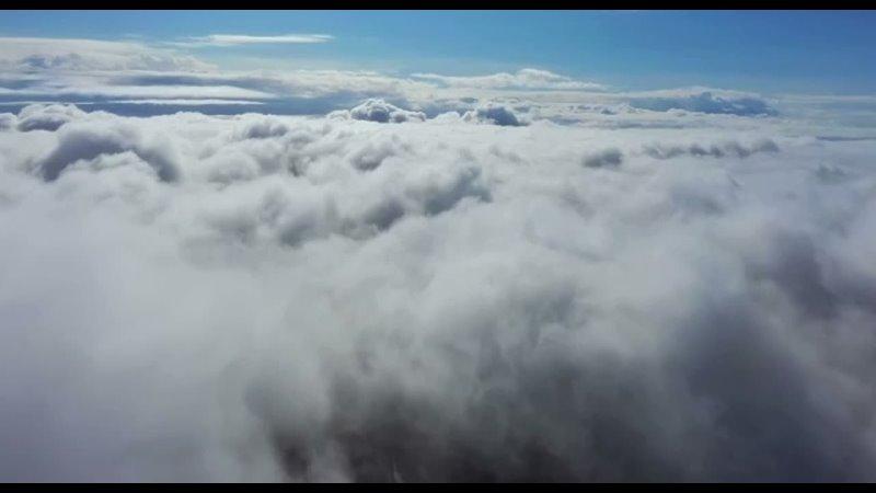 туман накрыл Ладогу