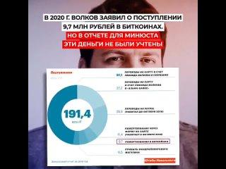 Проекты Навального регулярно используются для личного обогащения, о чем свидетельствуют несостыковки в финансовых отчетах.