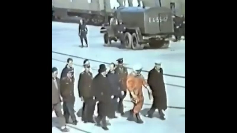 🚀 Он сказал «Поехали!»Первый космонавт планеты. Советский человек - Юрий Гагарин. 12 апреля 1961 года в Советском Союзе выв