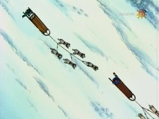 S02E13 - Время Пантомимы, Паддингтон на Аляске, Ровный шов
