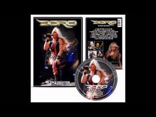 """Dorothee Pesch - DVD """"Video Collection"""" (2013)."""