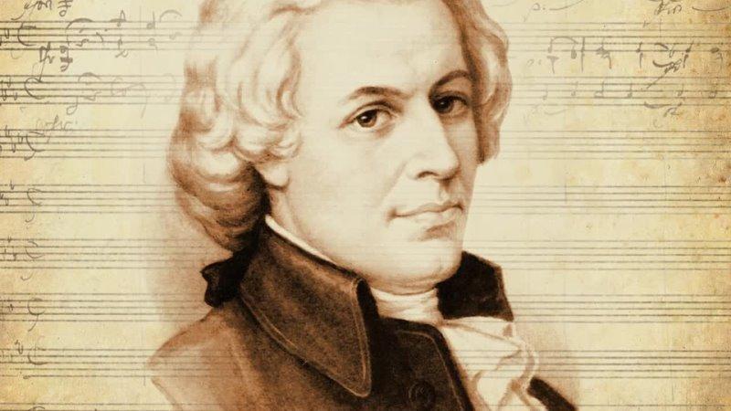 В Моцарт