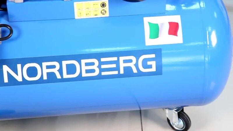 NORDBERG NC100-360 Поршневой компрессор Италия_HD.mp4