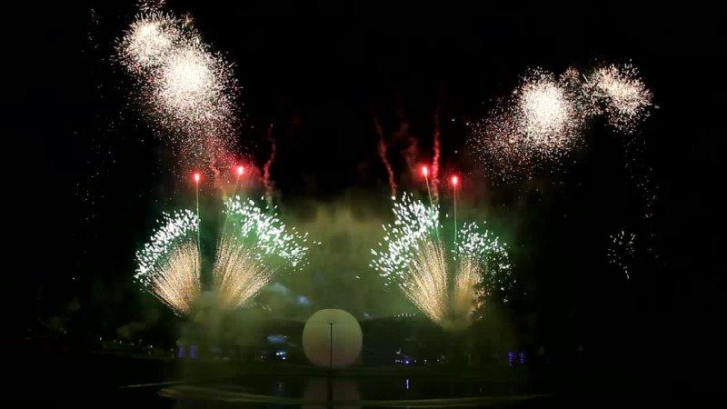 Мультимедйиное шоу в рамках фестиваля Звёзды белых ночей