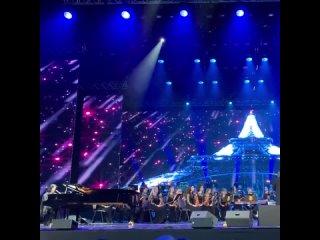 Тамара Гвердцители - Шербургские зонтики (24 апреля, 2021. Минск, Дворец Республики. Сольный концерт)