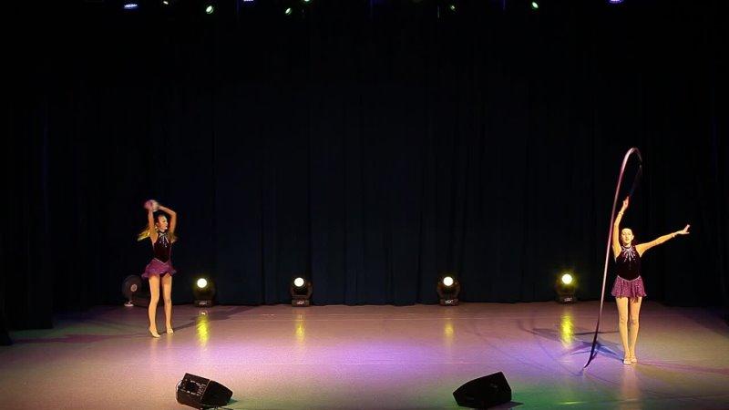 Студия художественной гимнастики при Общественно культурном центре Грация Номер Оттепель