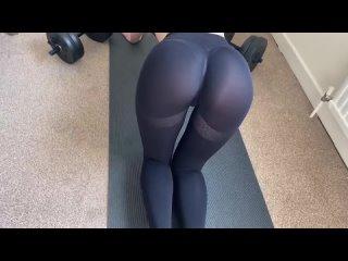 Записался в спортзал только для того, чтобы трахнуть инструкторскую задницу в анал