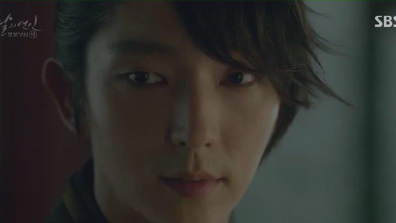Amantes de la Luna Scarlet Heart Ryeo Cap 13 Sub Esp