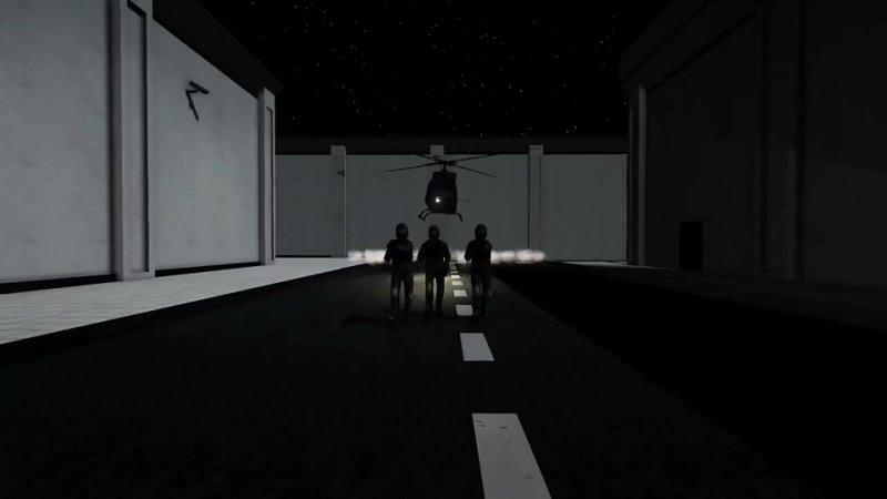 Прибытие МОГ | Scp убежище трейлер