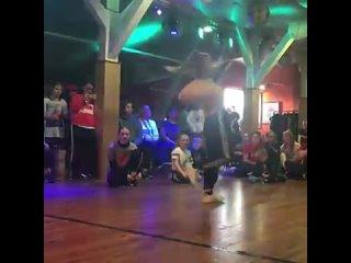 Ксения Николаева | Battle | DZDS Hip-hop 2019