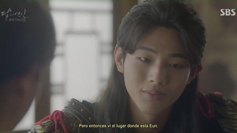 Amantes de la Luna Scarlet Heart Ryeo Cap 16 Sub Esp