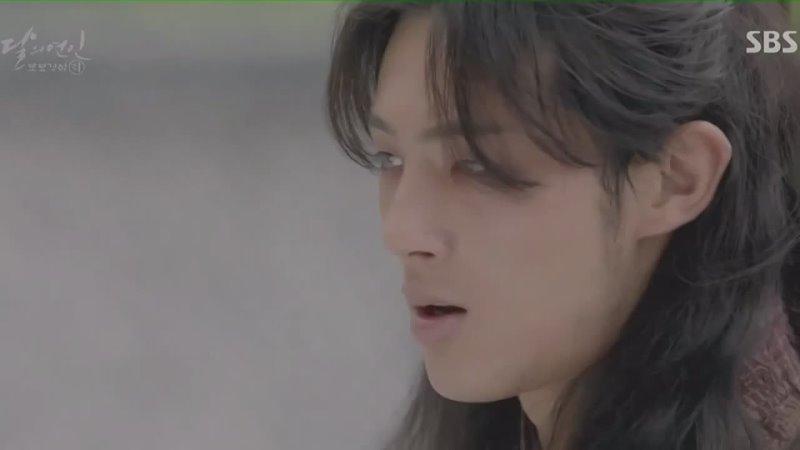 Amantes de la Luna Scarlet Heart Ryeo Cap 18 Sub Esp