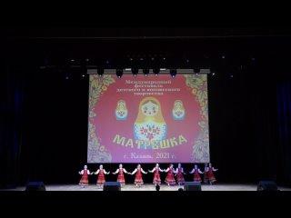 Народный танец Казачий