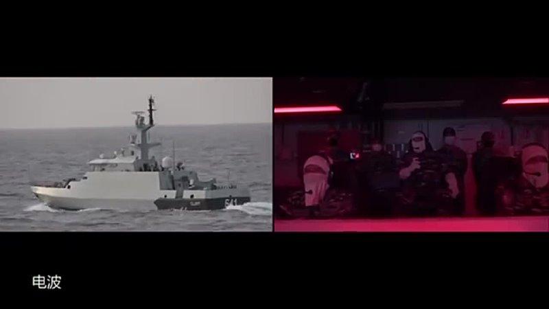 Images rares du lancement dun missile anti-navire C-705 bateau Clurit du projet KCR-40 de la marine indonésienne