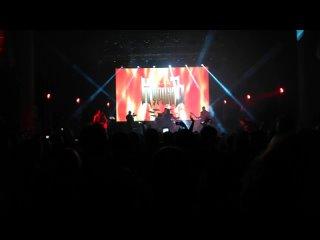 "Гран-Куражъ ""Царство диких людей"", начало концерта , ДК им. Горбунова, Москва"