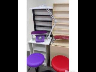 Маникюрные столы и стулья мастера - всегда в наличии  модели и цвета на выбор🌈📍ВАЖНО📍 Мебель находится по адресу ДМ.УЛЬЯНОВА