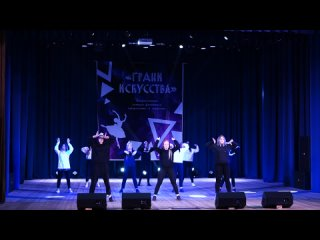Выступление коллектива «TRAFFIK UP» на II Всероссийском конкурсе-фестивале творчества и искусств