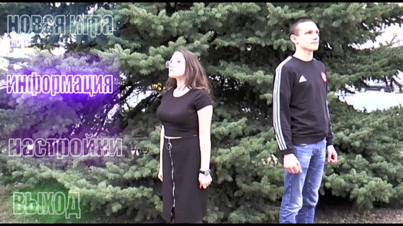 Визитка Данила Белобрагин и Дарья Часовских