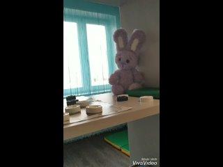 Корзинка с игрушкой