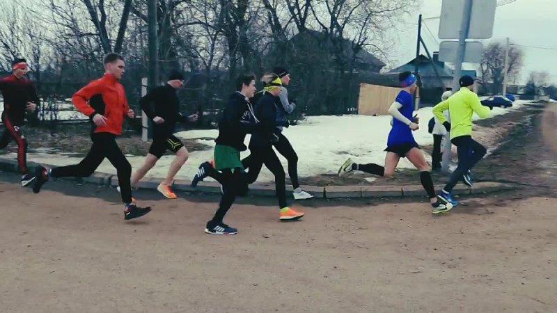 Дебёсы 2021 Победа Антона Большакова на 3 км с результатом 8 41