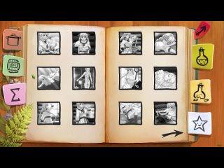 [SASHA] Травница ( The Herbalist )#8. Все сюжетные сцены-картинки (концовки)