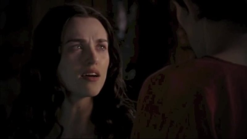 Merlin and Morgana AU One Of A Kind part 1