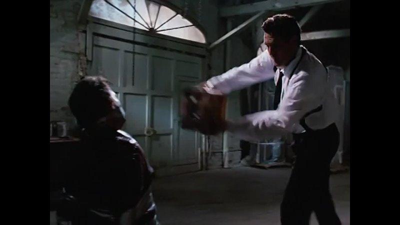 Культовая сцена из фильма Бешеные псы