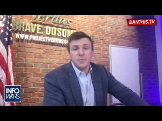 INFOWARS James O'Keefe Announces Huge Victory For Project Veritas in Fight Against Fake News