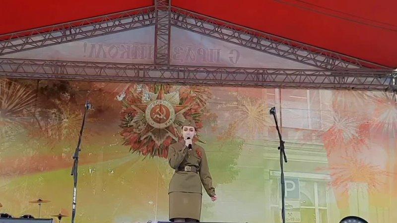 Матыкина Ульяна Нам нужна одна победа